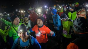 lampe frontale course nocturne